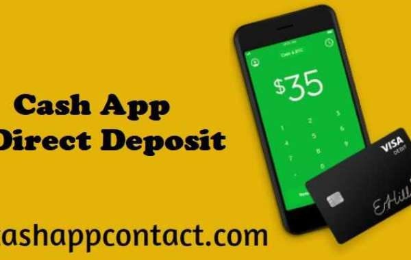 Here are a few steps that you need to take for enabling the Cash App direct deposit
