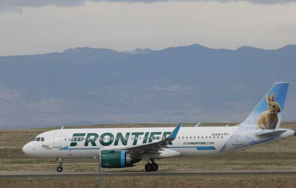 What is the seat selection fee for Frontier Airlines?