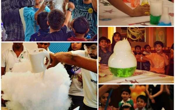 Science Shows For Kids - Wonder Lab