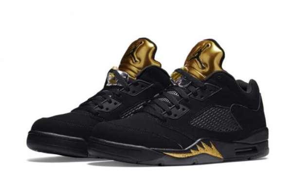2021 Best Air Jordan 5 Michigan PE Basketball Shoes